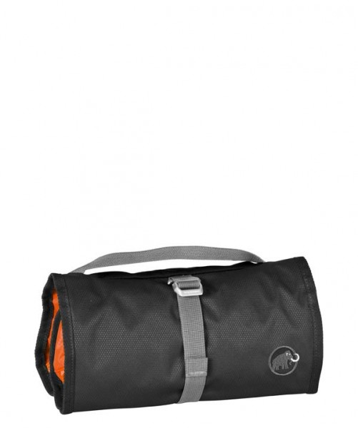 black - Mammut Washbag Travel L