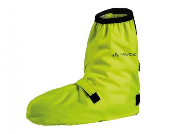 neon yellow - Vaude Bike Gaiter short