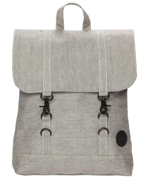 melange black - Enter City Backpack Mini