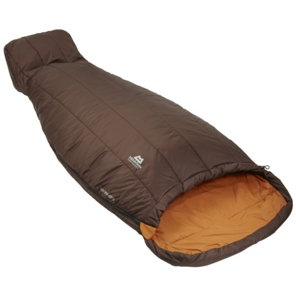 dark chocolate/blaze - Mountain Equipment Sleepwalker II Women