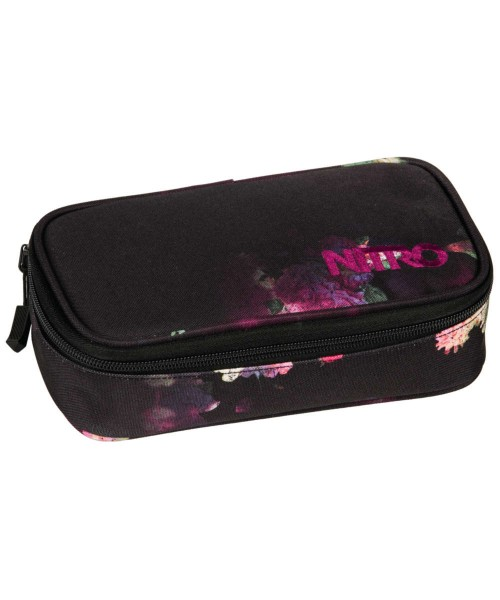black rose - Nitro Pencil Case XL