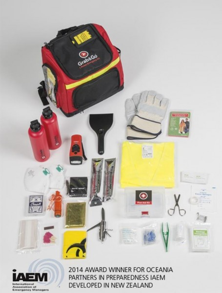 Mil-Tec Grab and Go Emergency Kit 1 Person