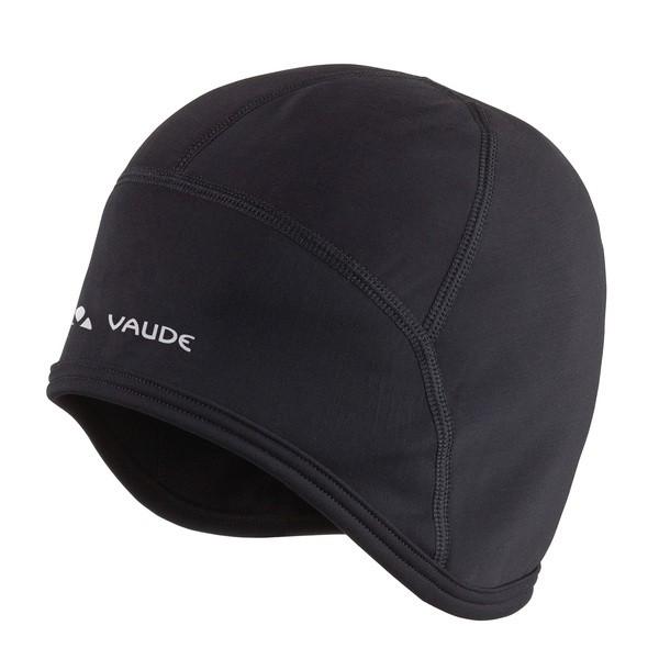 black - Vaude Bike Warm Cap