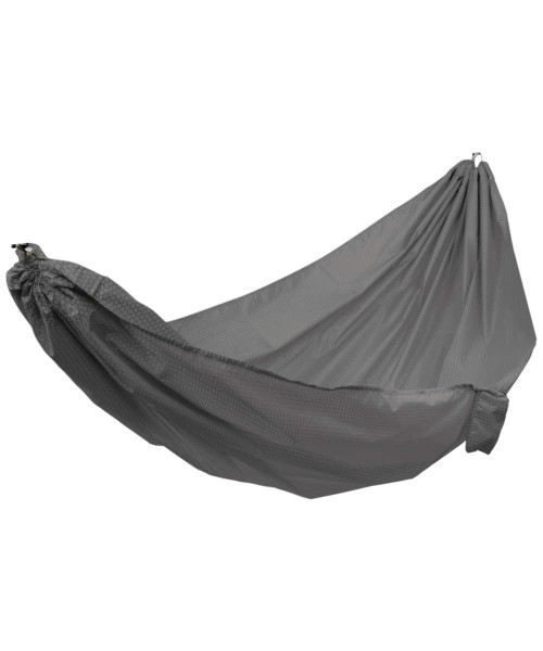 charcoal - Exped Travel Hammock Lite