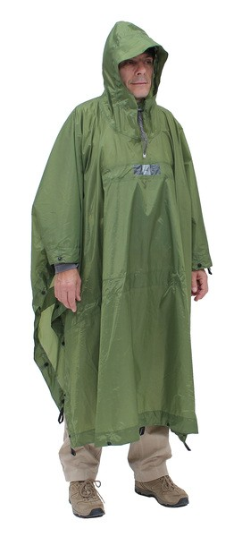 green - Exped Bivy-Poncho
