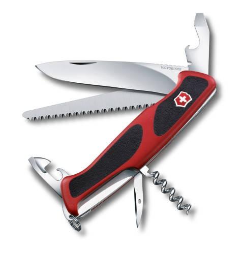 - Victorinox RangerGrip 55 rot/schwarz