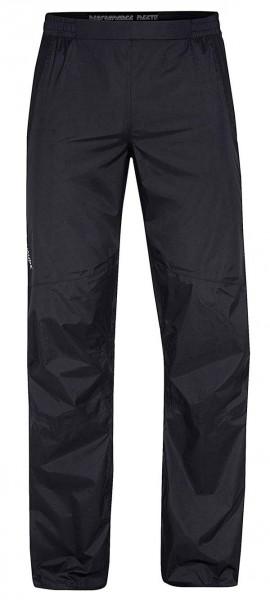black - Vaude Mens Spray Pants III