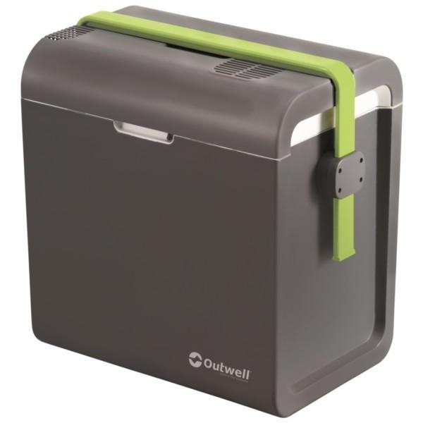 slate grey - Outwell ECOcool Kühlbox 24L 12V/230V