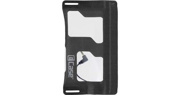 black - E-Case iPod/iPhone 4 Case