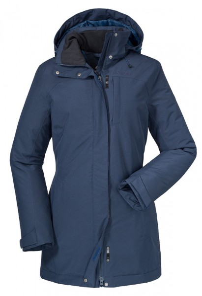 navy blazer - Schöffel Insulated Jacket Portillo