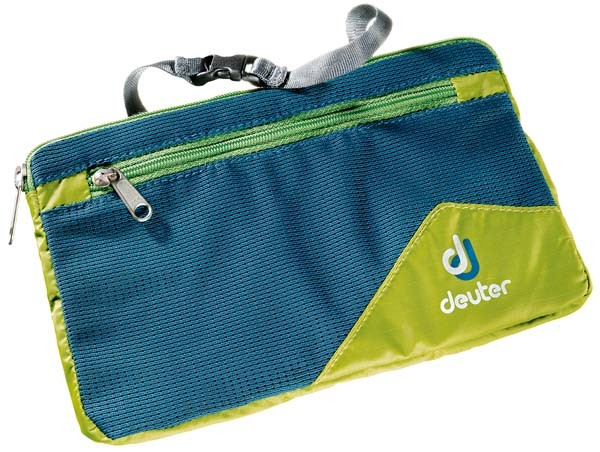 moss-arctic - Deuter Wash Bag Lite II