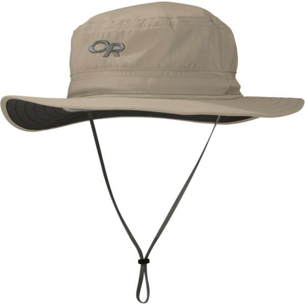 khaki - Outdoor Research Helios Sun Hat