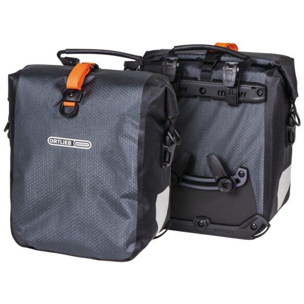 Ortlieb Gravel-Pack Schiefer