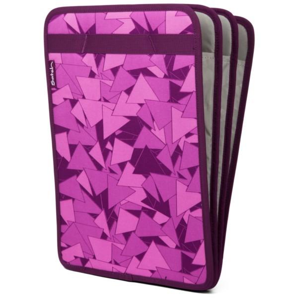 Detailbild purple - Satch Tripleflex Heftbox
