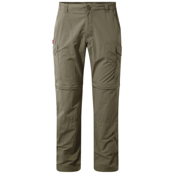 pebble - Craghoppers NosiLife M Convertible Hose