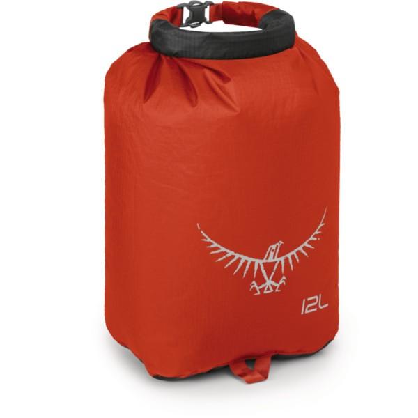 poppy orange - Osprey Ultralight DrySack 12 Liter