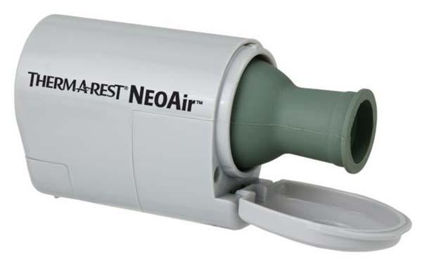 - Thermarest NeoAir Mini Pump