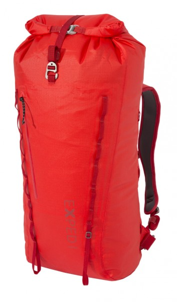 red - Exped Black Ice 45 M