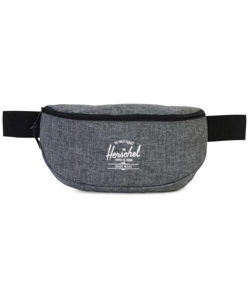 raven crosshatch - Herschel Sixteen Hüfttasche