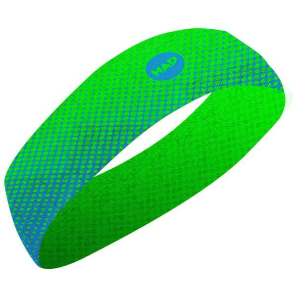fader green - HAD Coolmax Slim Hadband
