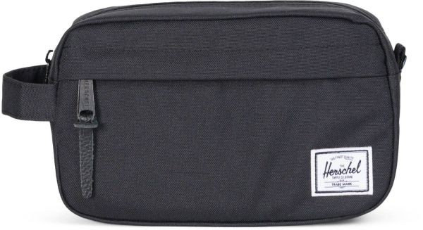 black - Herschel Chapter Carry On Travel Kulturtasche