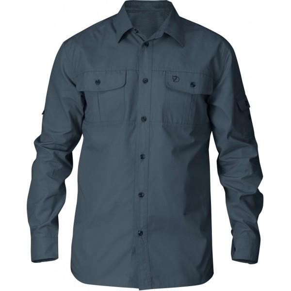 dusk - Fjällräven Singi Trekking Shirt LS M