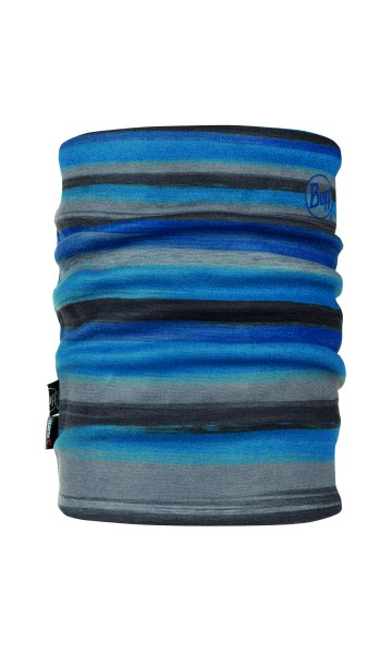 slide blue - Buff Reversible Polar Neckwarmer Junior