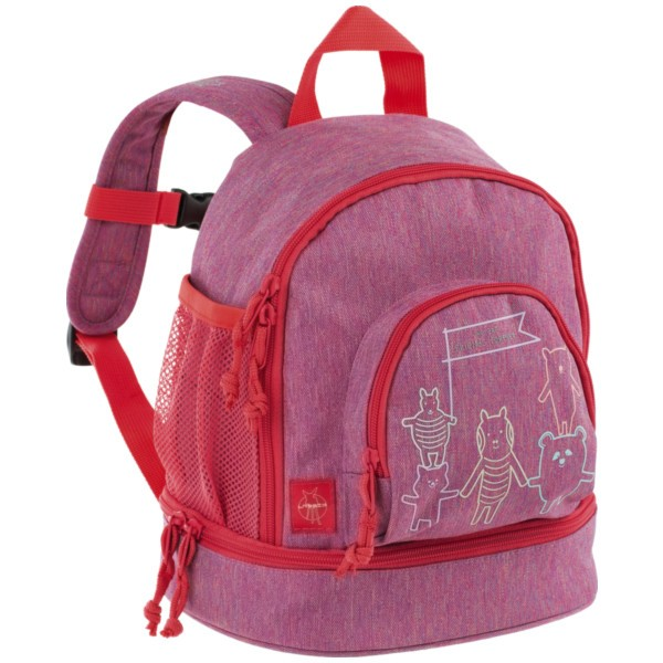 About friends mélange pink - Lässig 4Kids Mini Backpack