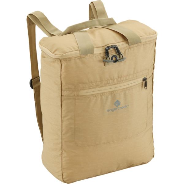Eagle Creek Packable Tote/Pack tan