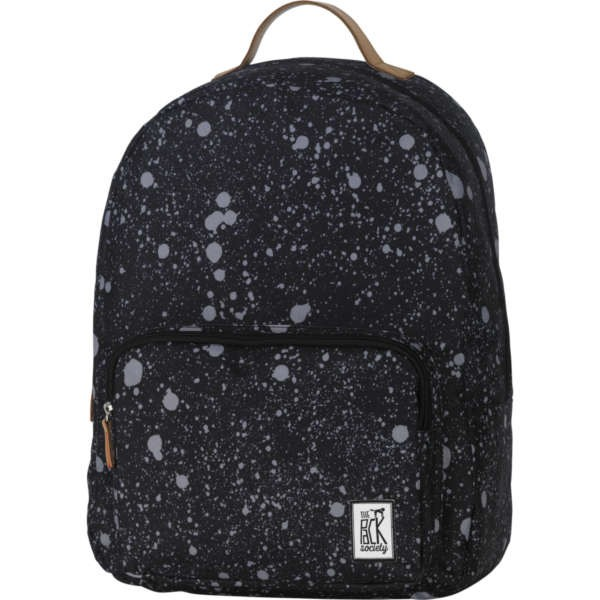 black spatters allover - The Pack Society Backpack Cool Prints