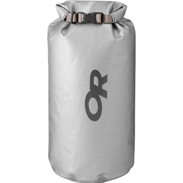 - Outdoor Research Duct Tape Dry Bag 25L, silver