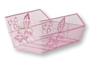 Basil H.R.-Schultaschenkorb Cento Flower pink
