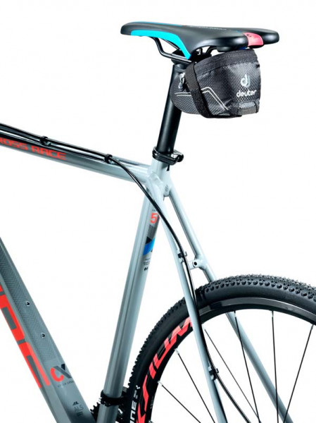 black - Deuter Bike Bag Race II