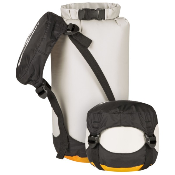 - Sea to Summit eVent Dry Compression Sack X-small grey