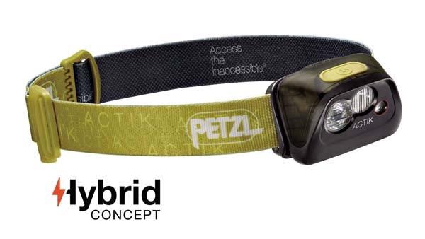grün - Petzl Actik