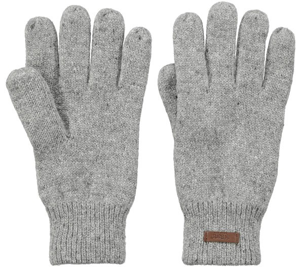 heather grey - Barts Haakon Gloves