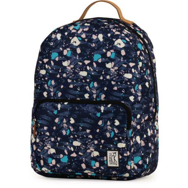 blue speckles allover - The Pack Society Backpack Cool Prints