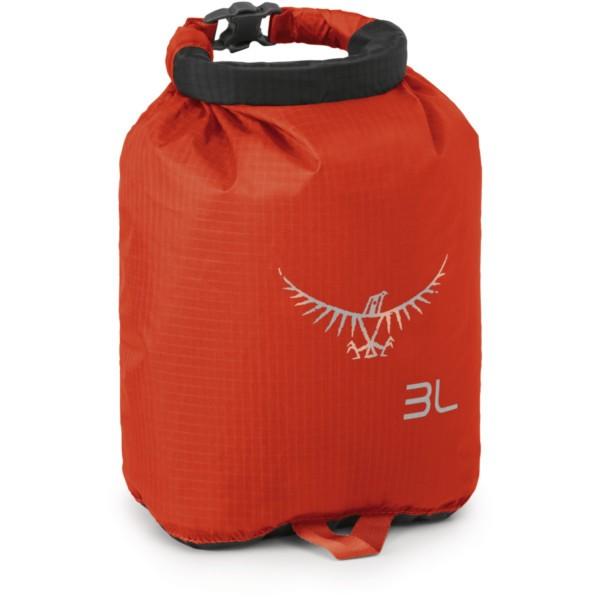 poppy orange - Osprey Ultralight DrySack 3 Liter