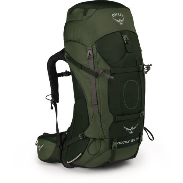 adirondack green - Osprey Aether AG 60