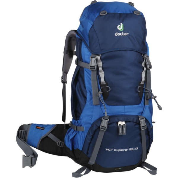 midnight-ocean - Deuter ACT Explorer 55+10 Sondermodell
