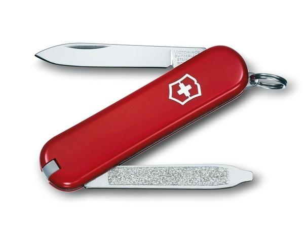 - Victorinox Escort kleines Taschenmesser rot