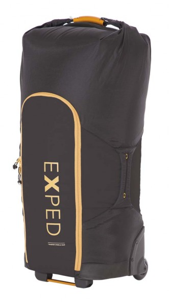 black - Exped Transfer Wheelie Bag