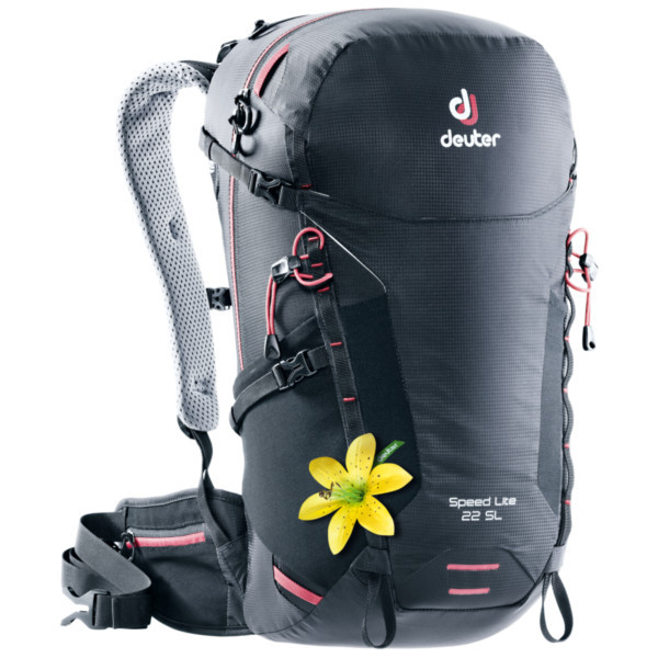 black - Deuter Speed Lite 22 SL