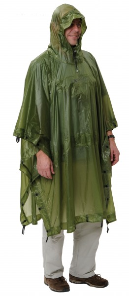 green - Exped Bivy-Poncho UL