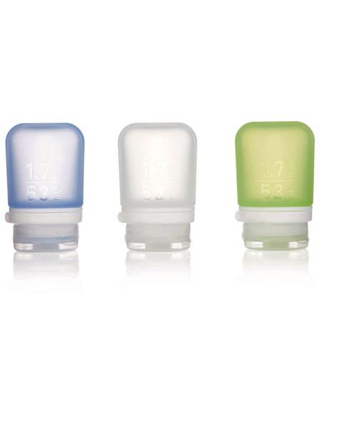transparent/grün/blau