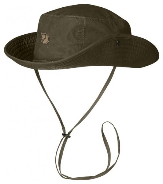 dark olive - Fjällräven Abisko Summer Hat