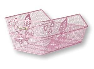 pink - Basil H.R.-Schultaschenkorb Cento Flower