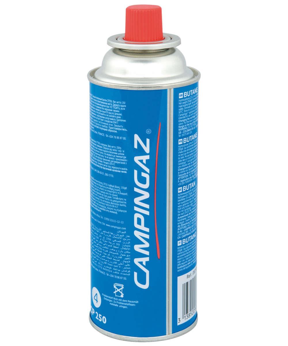 Campingaz CP 250 Ventilkartusche mit 220 g Isobutangas Standard