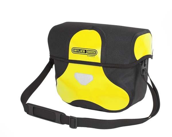 gelb-schwarz - Ortlieb Ultimate6 M Classic