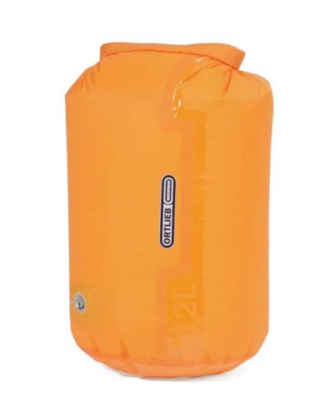 orange - Ortlieb Packsack PS10, mit Ventil
